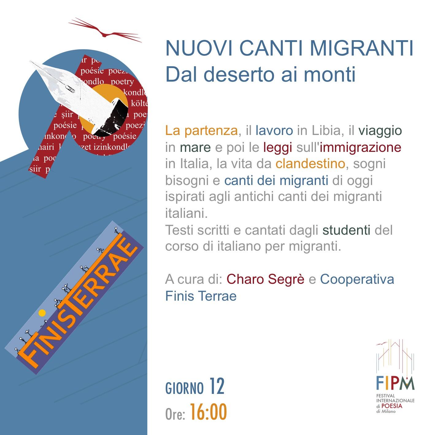 Nuovi Canti Migranti