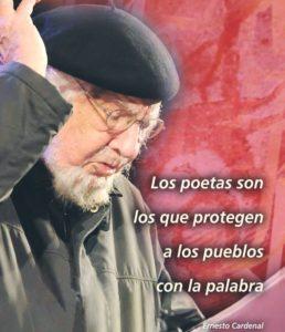 Nobel a Ernesto Cardenal