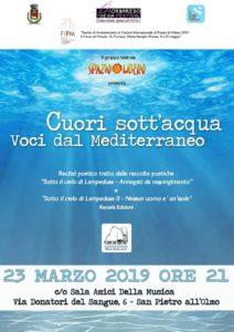 Cuori sott'acqua @ Sala Amici della Musica