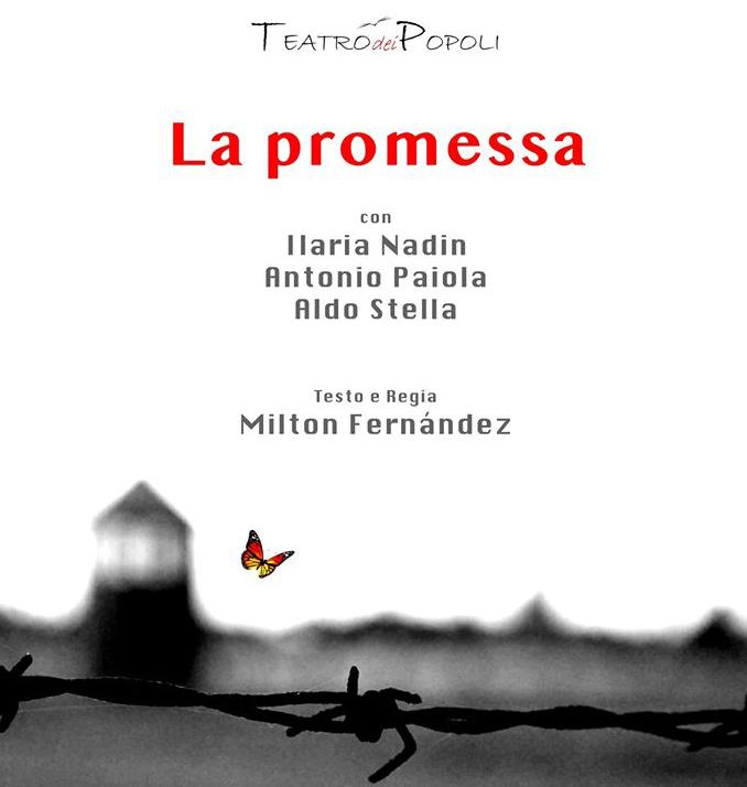 La promessa - Milano, Teatro Asteria @ Teatro Asteria